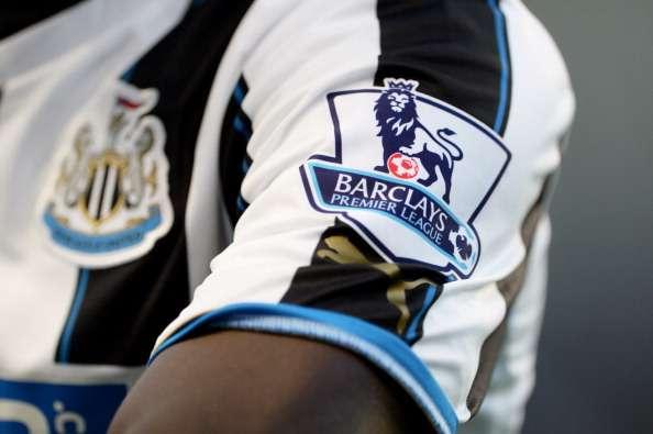 Barclays Premier League -shirt logo-