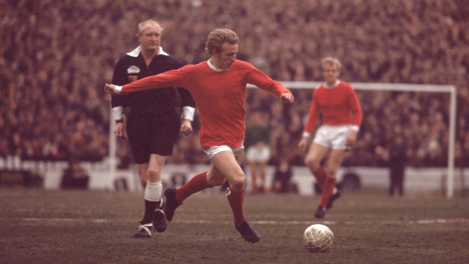 Mythbuster: Denis Law relegated Manchester United   Goal.com
