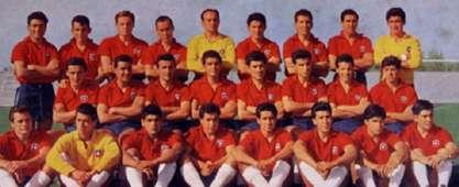 Chile 1962