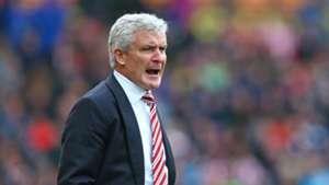 Mark Hughes   Stoke City