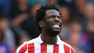 HD Wilfried Bony Stoke City Premier League