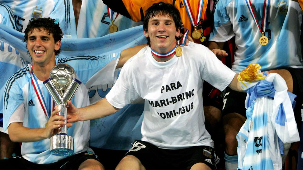 HD Lionel Messi 2005 Youth Championships
