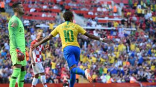 Neymar Brazil v Croatia International friendly 03062018