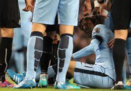 David Silva Manchester City Premier League England 29102014