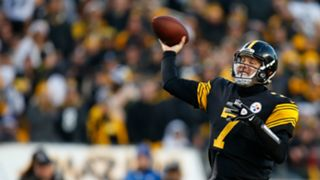Ben Roethlisberger Pittsburgh Steelers v Baltimore Ravens NFL 25122016