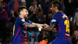 Barcelona v Eibar La Liga 19092017