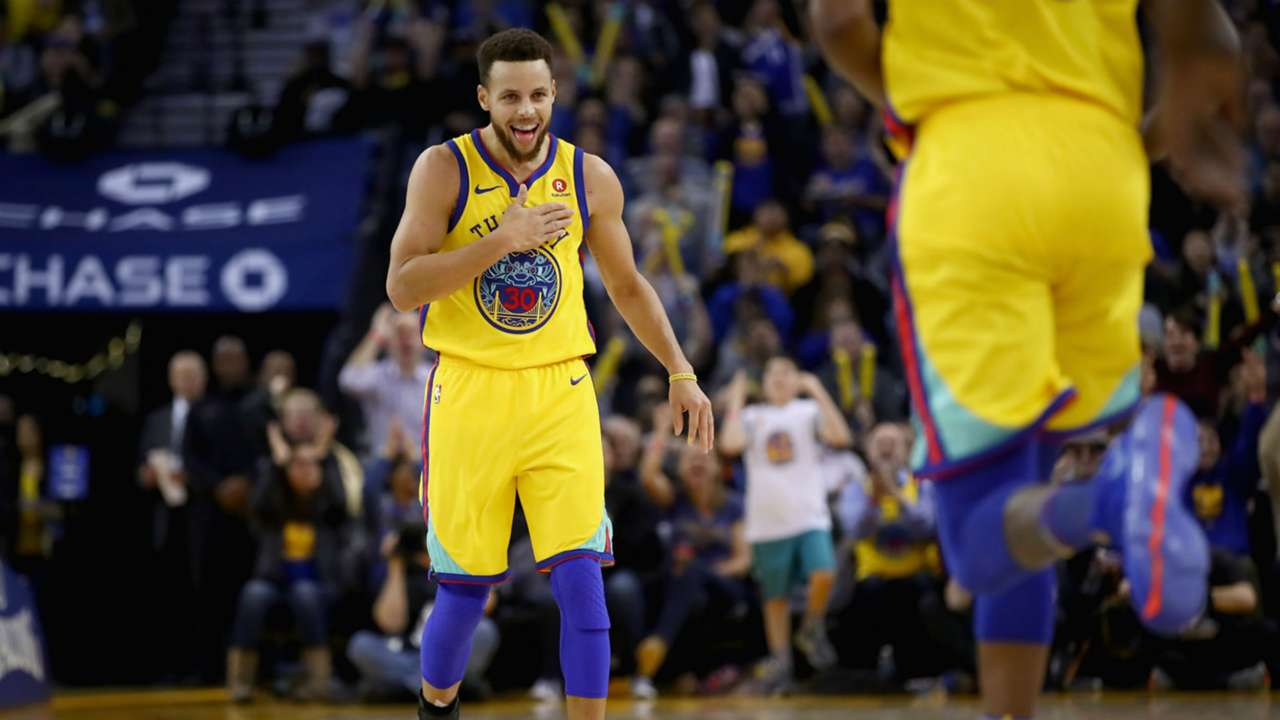 Stephen Curry Golden State Warriors vs Minnesota Timberwolves NBA 25012018