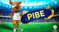 Pibe Mascota Copa América 2020