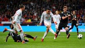 Thiago Spain v Argentina Friendly 03272018