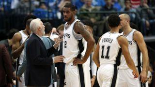 Gregg Popovich San Antonio Spurs 10122017