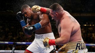 Anthony Joshua v Andy Ruiz Jr. IBF/WBA/WBO heavyweight title 01062019