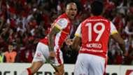 Independiente Santa Fe v Atlas Copa Libertadores 22042015