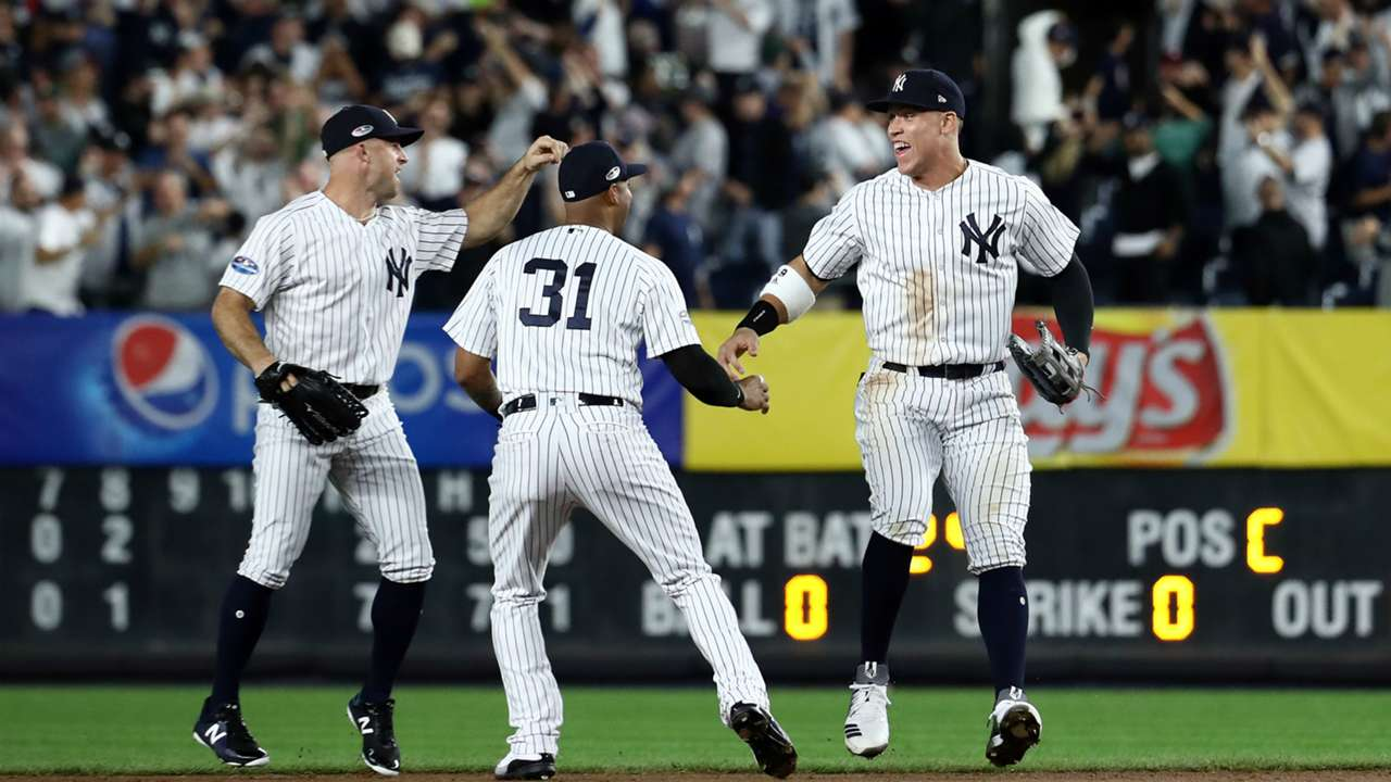 Oakland Athletics v New York Yankees Wild Card Game MLB 03102018