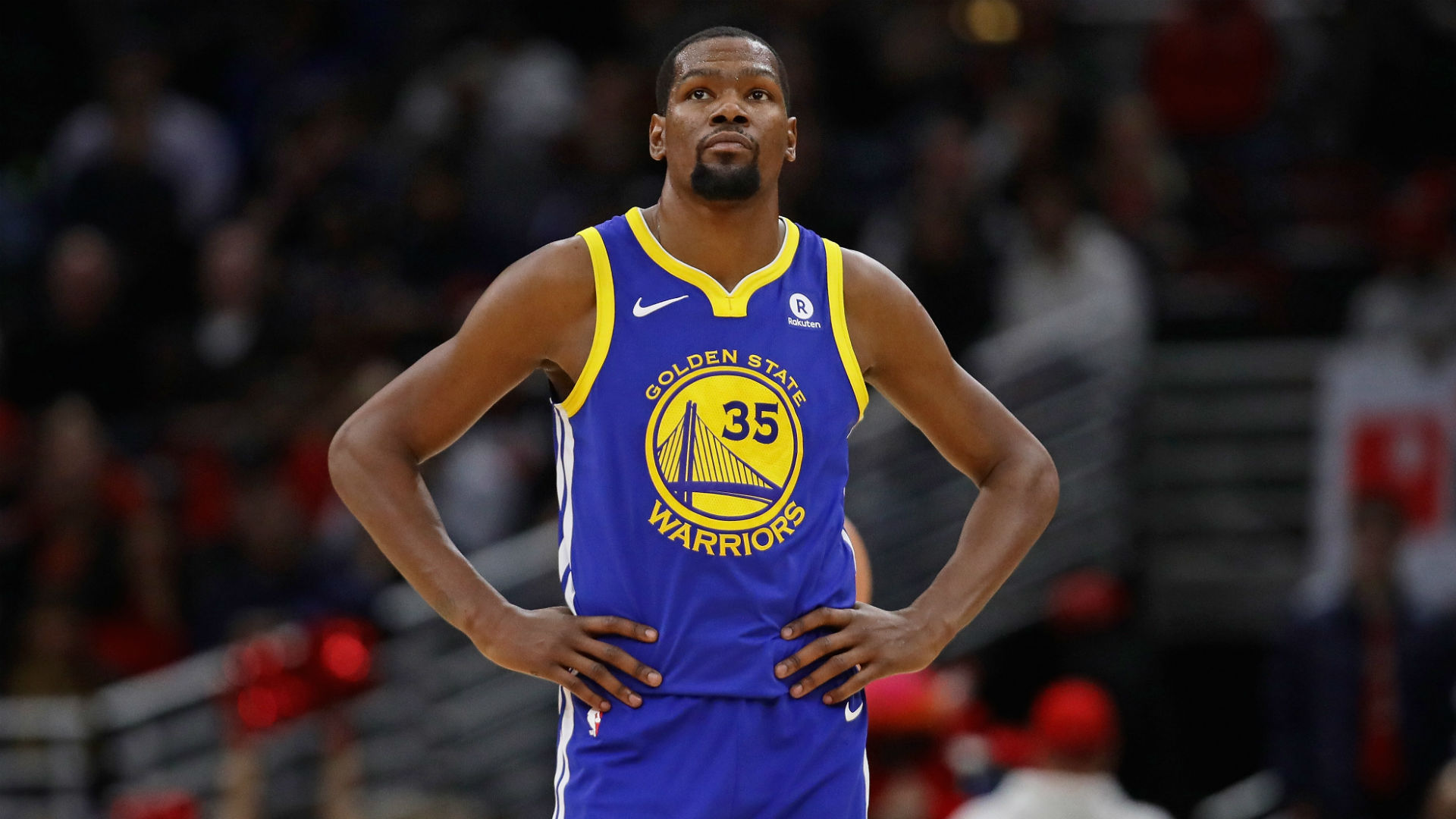 Kevin Durant I Could Retire At 35 Sporting News