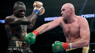 Deontay Wilder v Tyson Fury WBC Heavyweight Championship at Staples Center 01122018