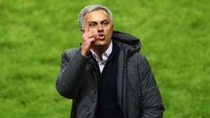 Jose Mourinho Ajax v Manchester United UEFA Europa League Final 24052017