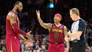 Isaiah Thomas Cleveland Cavaliers 02012018