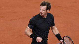 Andy Murray Roland Garros 2015