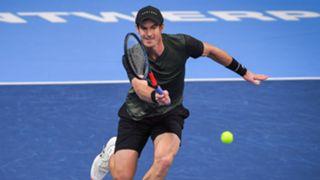 Andy Murray ATP Amberes 10172019
