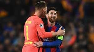 FC Barcelona v Paris Saint Germain UEFA Champions League 07032017