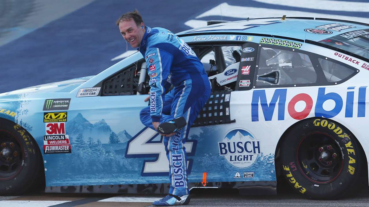 Kevin Harvick Monster Energy NASCAR Cup Series Consumers Energy 400 12082018