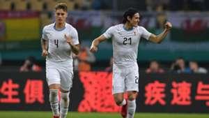 Uruguay v Wales International friendly 26032018