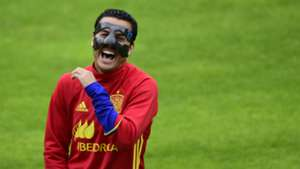 Pedro Rodriguez Spain Training Session 30052016