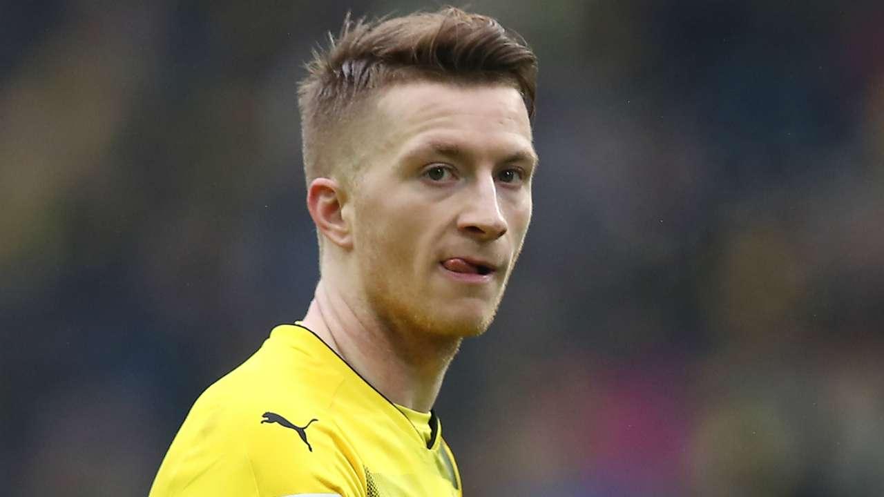 Marco Reus Borussia Dortmund v Hamburger SV Bundesliga 10022018