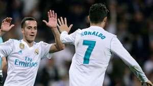 Real Madrid v Athletic Club La Liga 18042018