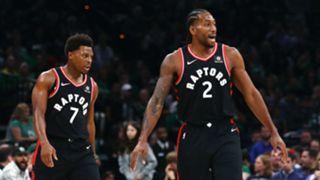 Kawhi Leonard Toronto Raptors vs Boston Celtics NBA 16122018