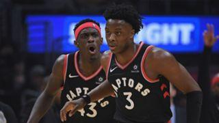 OG Anunoby Raptors vs Clippers NBA 11122018
