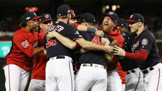 Washington Nationals NL champions MLB 10152019