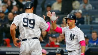 Aaron Judge New York Yankees vs Oakland Athletics 13052018