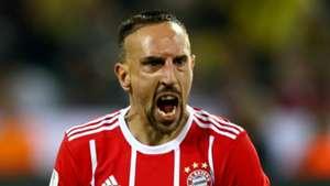 Franck Ribery Bayern Munich Borussia Dortmund Supercopa Alemana 05082017