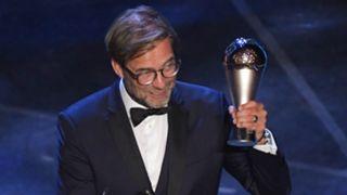 Jurgen Klopp The Best FIFA 2019