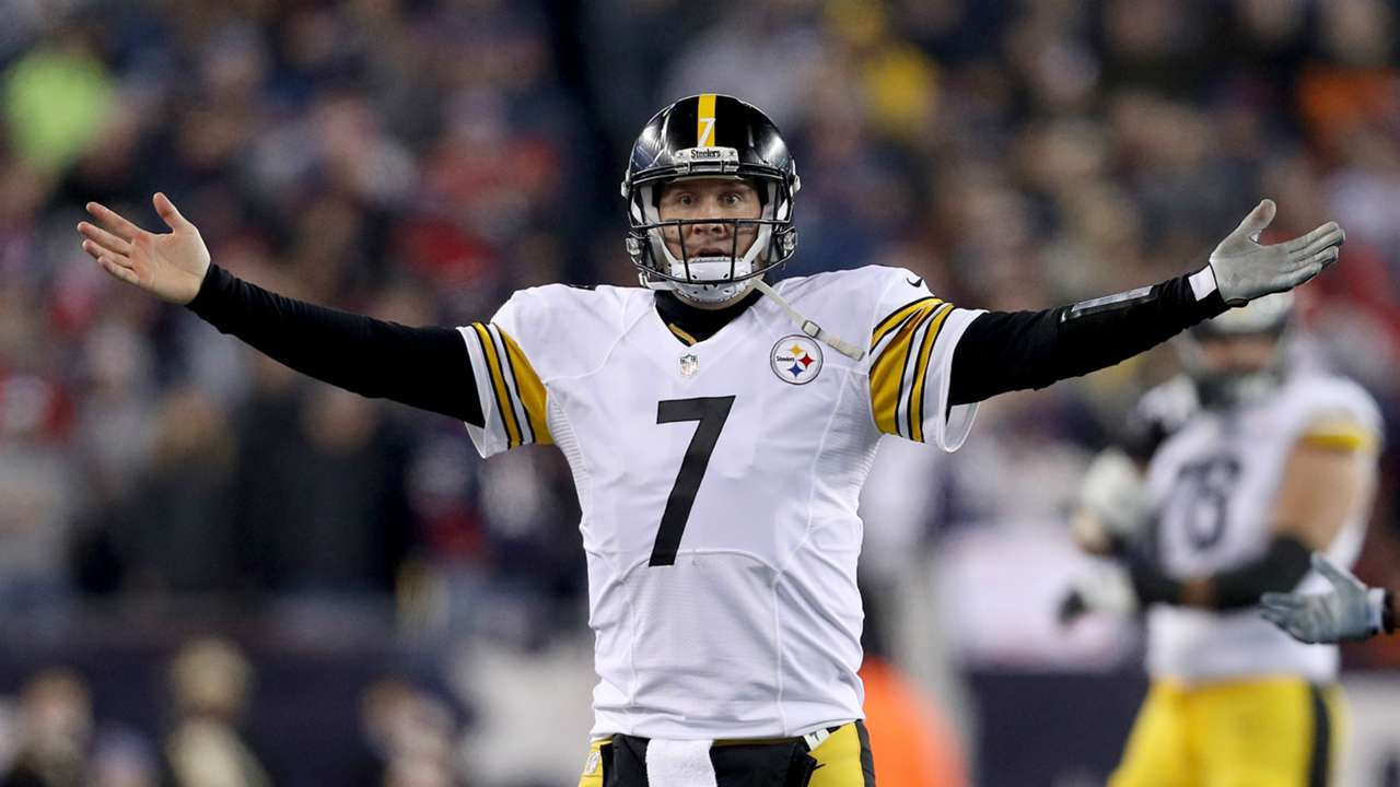 Ben Roethlisberger - Pittsburgh Steelers NFL 2017
