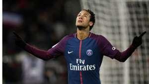 Neymar PSG Ligue 1 01172018
