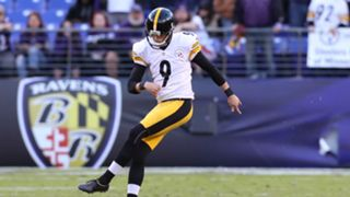 Chris Boswell Pittsburgh Steelers v Baltimore Ravens NFL 06112016