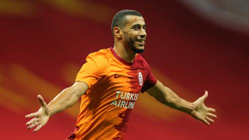 Younes Belhanda Galatasaray 2020-21