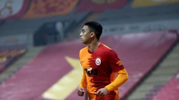 Mostafa Mohamed Galatasaray 27 Şubat 2021