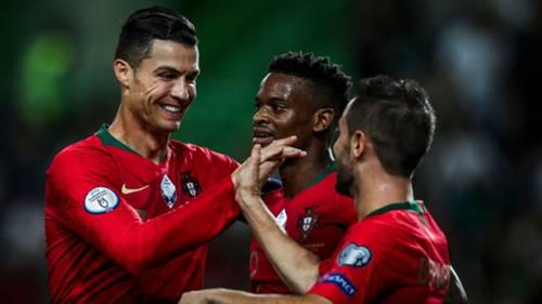 Portekiz Luksemburg 11102019