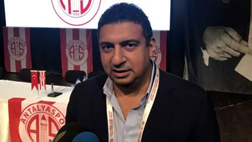 Ali Safak Ozturk Antalyaspor 09222018
