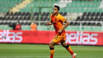 Mostafa Mohamed Galatasaray 11 Mayıs 2021