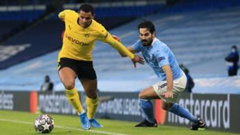 Borussia Dortmund Manchester City UCL 13042021