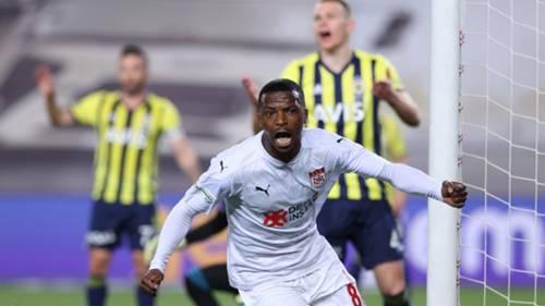 fenerbahçe sivasspor gol sevinci 11mayıs2021
