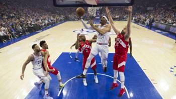 Toronto Raptors - 76ers - NBA Game Four