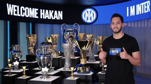 Hakan Çalhanoğlu Inter Transfer
