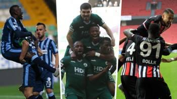 Adana Demirspor Giresunspor Samsunspor kolaj