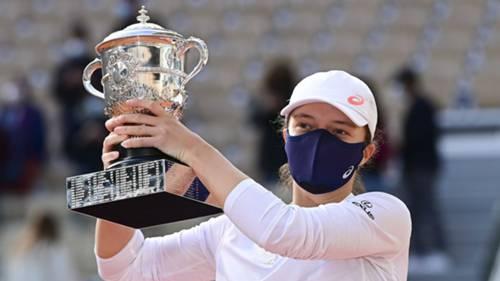Iga Swiatek Roland Garros 2020