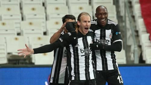 Domagoj Vida Atiba Hutchinson Beşiktaş